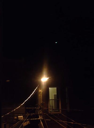 Ripreso oggetto volante a Saint John