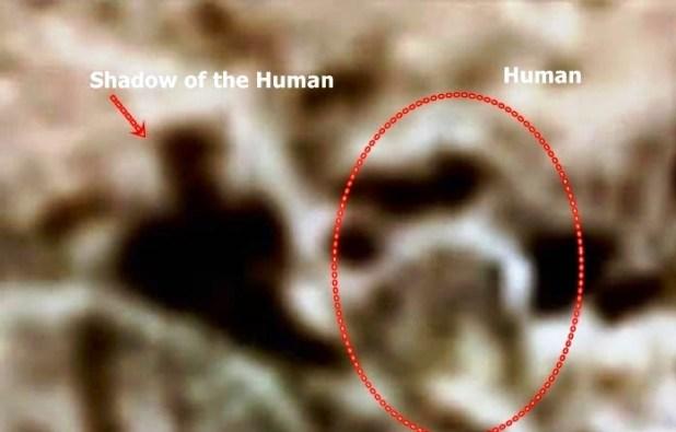 Ex dipendente NASA ho visto due uomini camminare su Marte