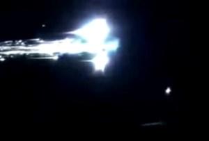 Militari riprendono un Ufo che distrugge un meteorite