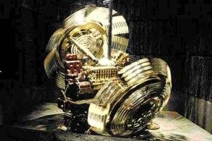 Padre Ernetti e la macchina del tempo custodita in Vaticano