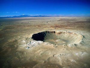 Scoperto il piu grande impatto da asteroide