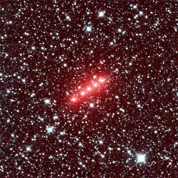 Mistero sulla cometa Lovejoy