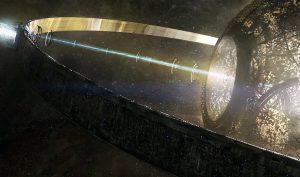 Una megastruttura aliena ruota intorno ad una stella della via Lattea