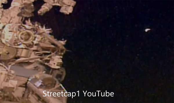 Cosa passa vicino la Stazione Spaziale Internazionale