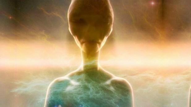 Captato messaggio alieno per l'umanita
