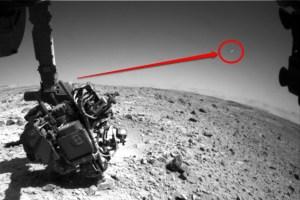 Opportunity immortala una nuova anomalia su Marte