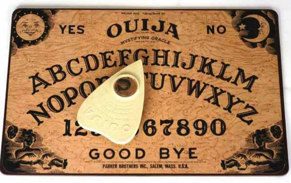 La Ouija no es un juego