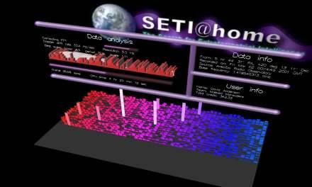 Nuevo Reportaje SETI@Home