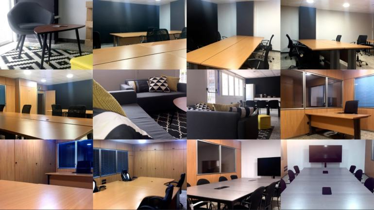 Coworking seguro 860 Coworking Castelldefels