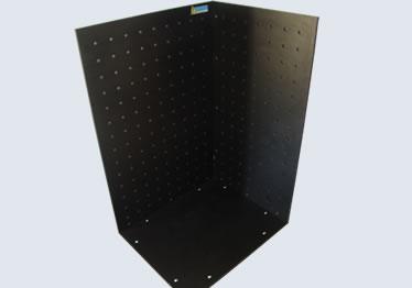 Black Test Corner IEC 60335 1 Clause 11 Warming