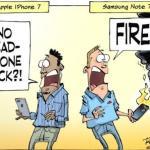 ¿Qué hicieron explotar los Galaxy Note 7?