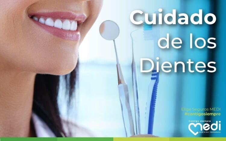 Cuidado de los dientes. Tips y consejos de Nuestros Prestadores para cuidar tu salud bucal en Ecuador.