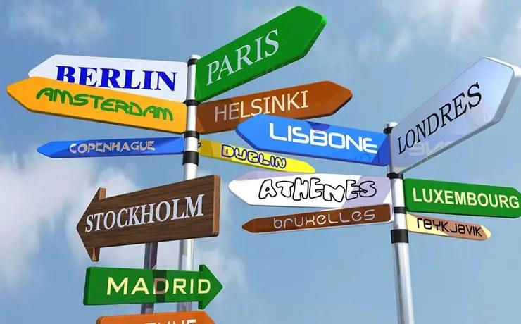 roteiro viagem europa