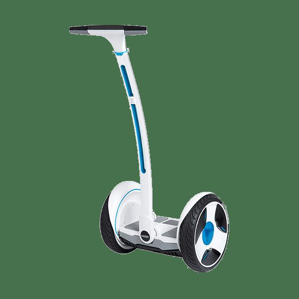 Gyropode Ninebot Elite E+ d'occasion Blanc