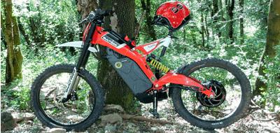 Bultaco Brinco der Garrotxa NATURATOURS