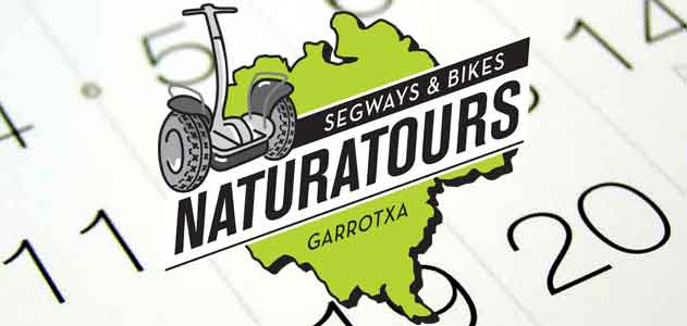 Cultural activities recommended by Segway Garrotxa NATURATOURS