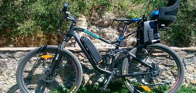 Novo servizo bicicleta eléctrica en St Paul