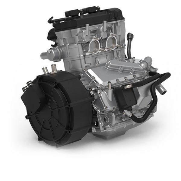 Segway - Villain SX10 H -  Moteur / transmission