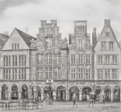 Prinzipialmarkt in Münster