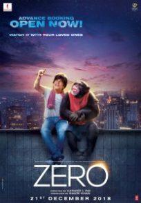 upcoming film 'Zero'