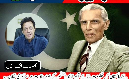 birth of Quaid e Azam