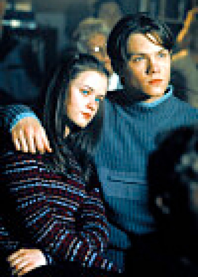 ICONIC COUPLE: Alexis Bledel and Jared Padalecki in «Gilmore Girls».  Photo: Warner Bros. / Everett Collection / NTB