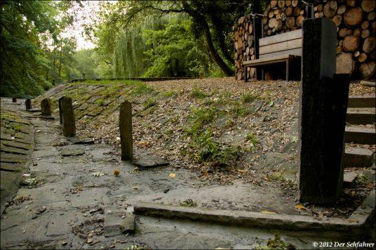 Klangpfad Park Schönfeld
