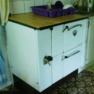 Husqvarna-Küchenofen