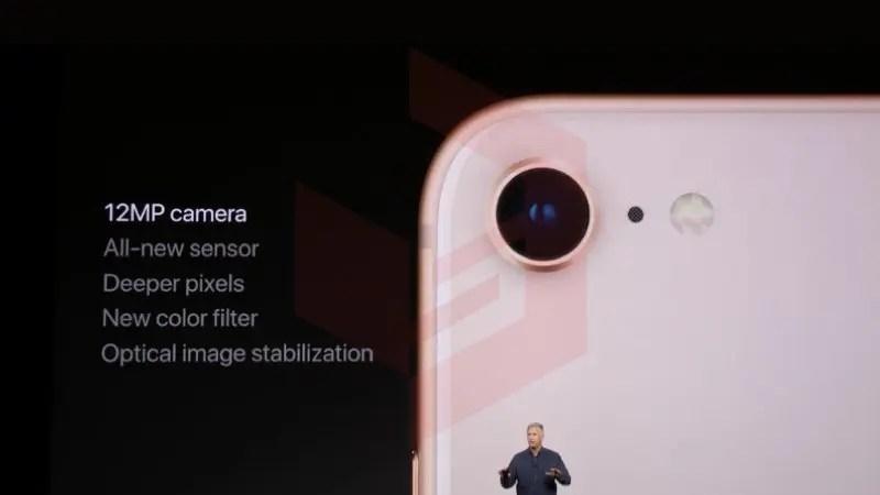 iPhone8 camera specs
