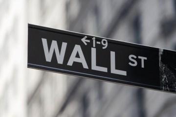 Wall Street, New York City, USA