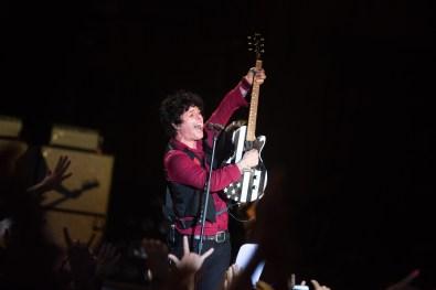 Billie Joe Armstrong - Green Day / Foto di Davide Bisconti