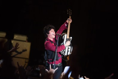 Billie Joe Armstrong - Green Day / Foto di Davide Bisconti