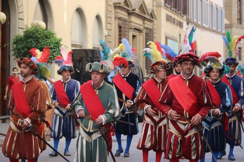 Calcio storico Verdi Bianchi - Foto di Matteo Venturi 008