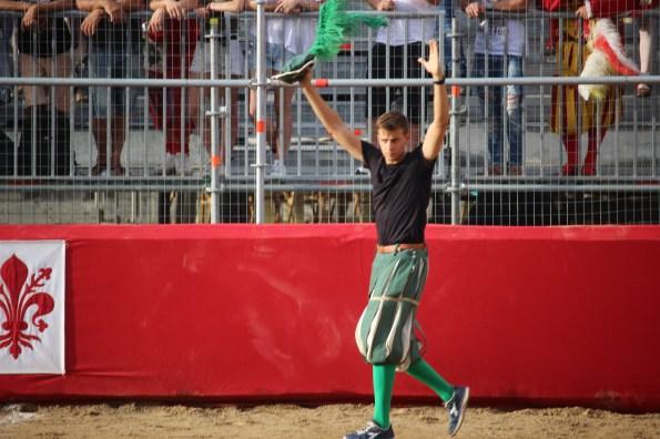 Calcio storico Verdi Bianchi - Foto di Matteo Venturi 076