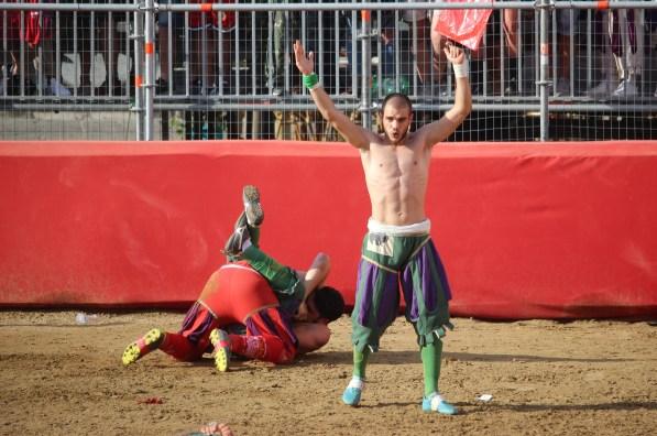 Calcio storico finale + Decibel Opena Air Foto di Matteo Venturi 032