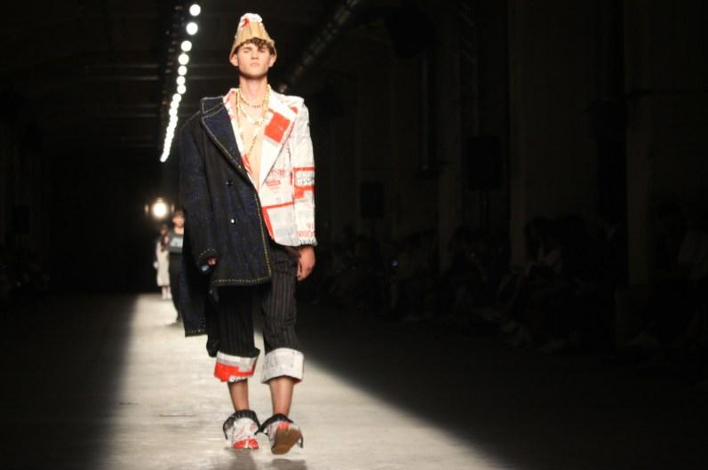 Polimoda fashion show - Foto di Matteo Venturi 086