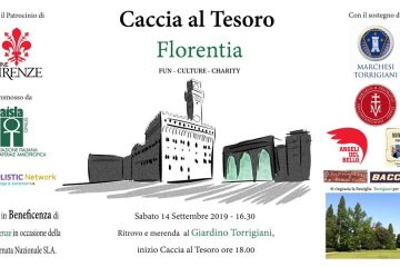 Florentina, caccia al tesoro