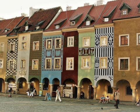 Puolan kauneimmat kaupungit