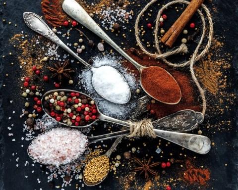 Afrikkalaisia mausteseoksia
