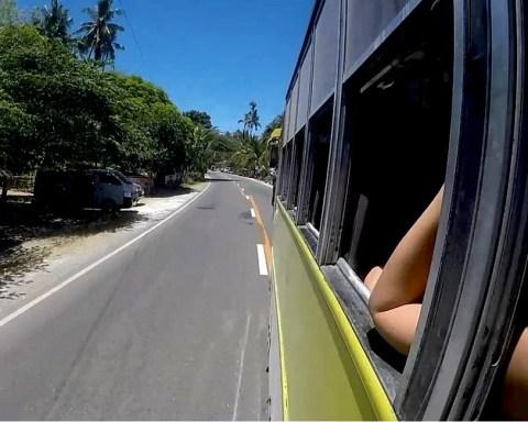 bussilla filippiineilla