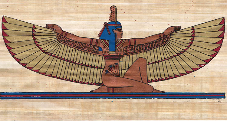 Grab Malerei Im Tal Der Koniginnen Westbank Des Flusses Nil