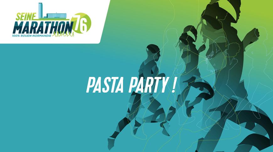 La Pasta Party est lancée !