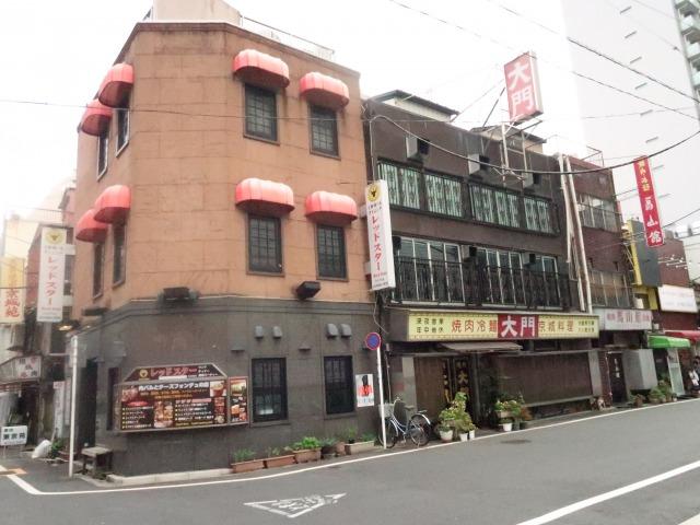 東上野コリアンタウン「キムチ横...