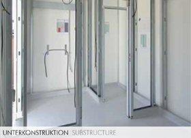 Áreas Hospitalarias Móviles Prefabricadas