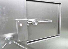 Esclusas para Laboratorios de Seguridad
