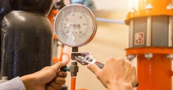4 pruebas para comprobar el sistema de gases medicinales