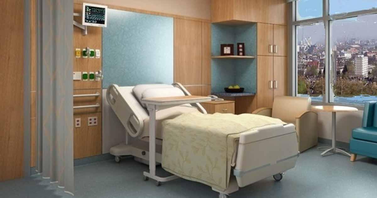 4 reglas para el diseño interior en hospitales y clínicas