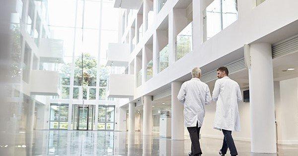 4 tendencias de infraestructura hospitalaria