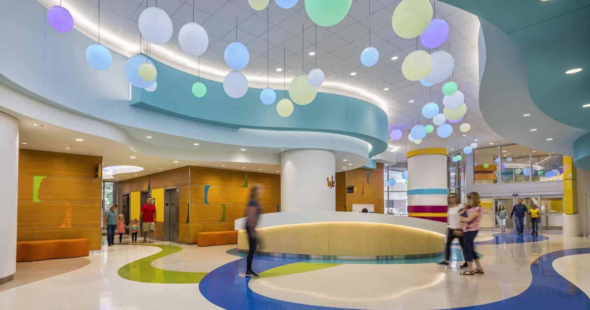 6 Factores vitales en la construcción de hospitales pediátricos