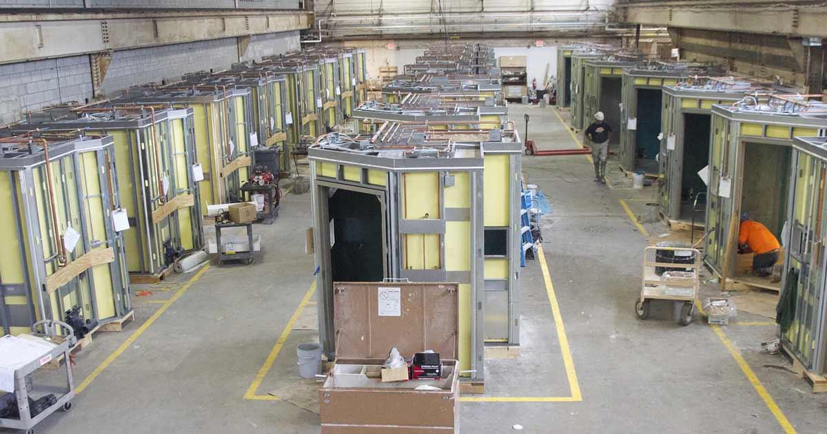 Beneficios de la instalación del diseño modular en hospitales